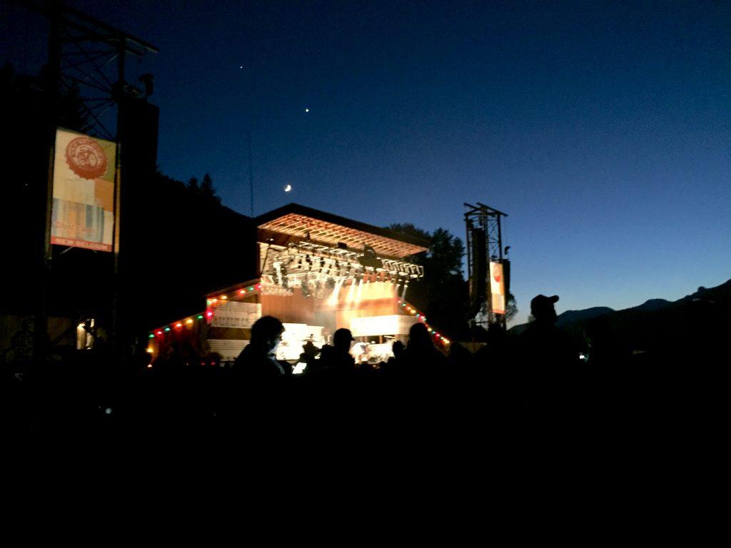 Telluride Bluegrass Festival Sarah Knapp